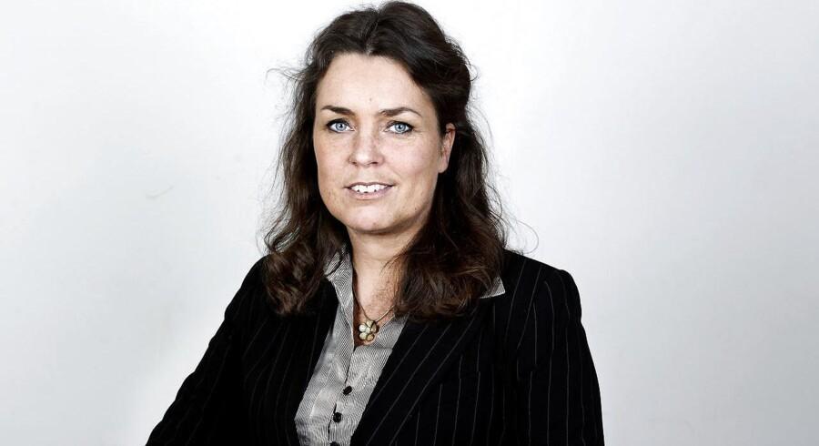 Journalist og Relationschef i Lederne, Susanne Hoeck.