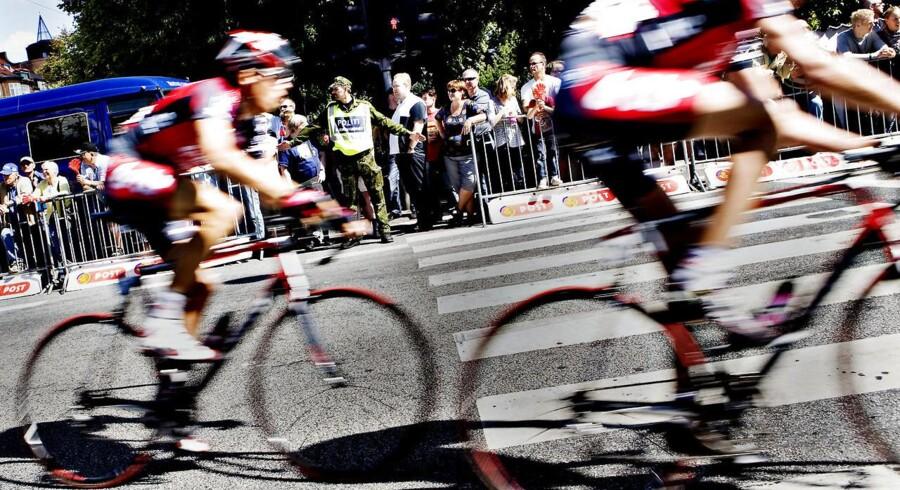 Vi ved, at cykelpublikummet generelt er meget interesseret i at lære mere om det land, hvor cykelløbet foregår, og derfor er det her en oplagt chance for at vise potentielle turister, hvilket fantastisk ferieland Danmark er, siger Anja Hartung Sfyrla, der er chef for branding i VisitDenmark.