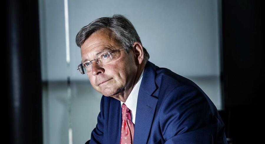 Christian Clausen - 23,5 mio. kr., Nordea.