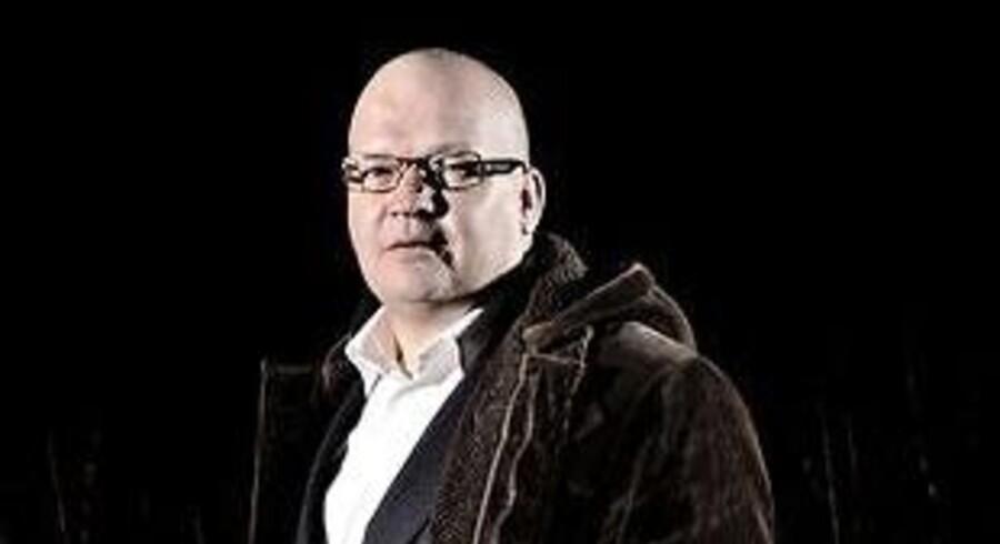 Venstre-borgmester Niels Hörup kiggede mod venstre side af byrådssalen og fastholdt både grundskyld og personskat uændret.