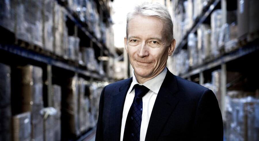 Topchef for Coloplast, Lars Rasmussen, har arbejdet sig op gennem rækkerne fra nyuddannet ingeniør på fabrikken i Thisted i 1988 til administrerende direktør i 2008.