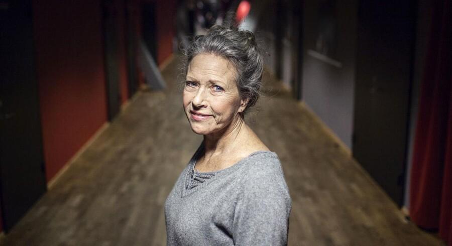 Birthe Neumann, skuespiller.