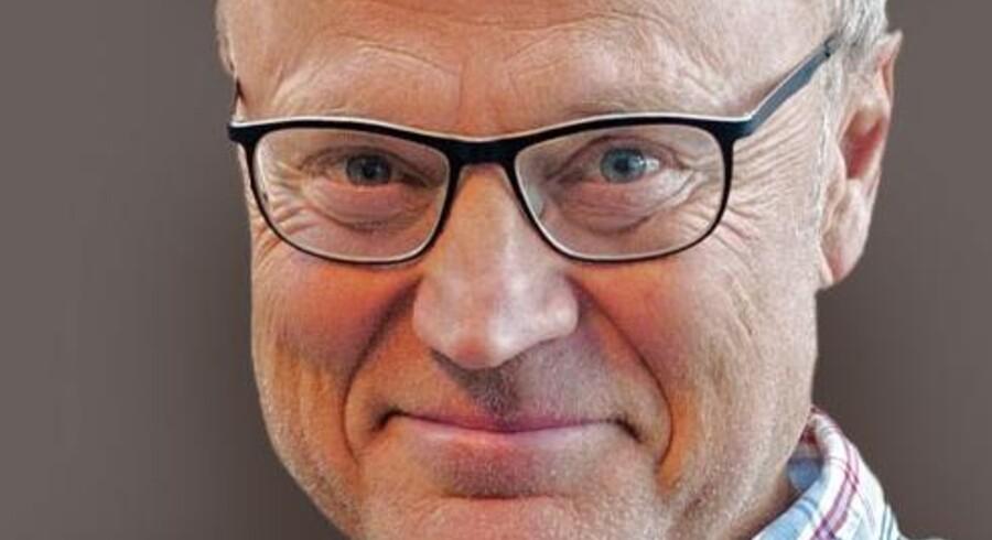 Preben Lund. Foto: Forlaget Mellemgaard.