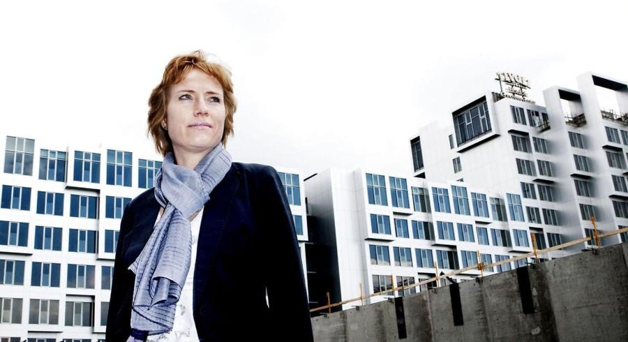 Dorte Krak, adm. direktør i Arp-Hansen gruppen.