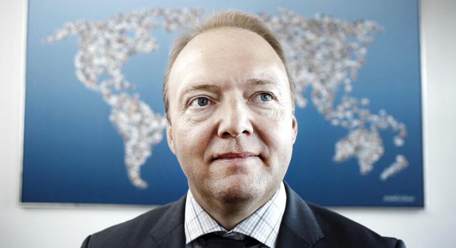 ISS CEO Jeff Gravenhorst.