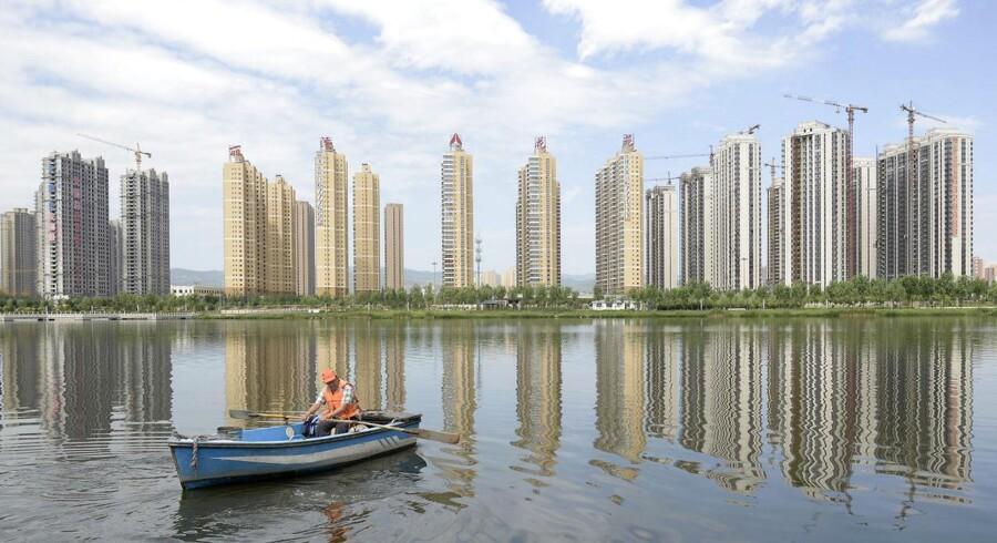 Væksten er nok aftagende i for eksempel Kina, men de »nye« økonomier vokser fortsat langt hurtigere end for eksempel Europa.