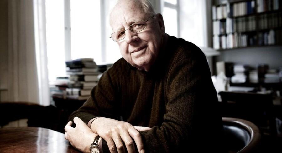 Klaus Rifbjerg er død, 83 år.