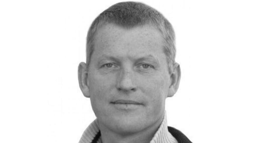 Niels Aalbæk Jensen, Direktør, Parnas Natur & Aktivitetspark, bosat og arbejder i Sorø