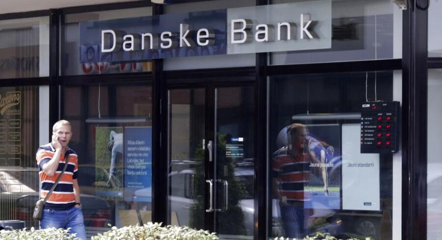 Danske Bank, Riga.