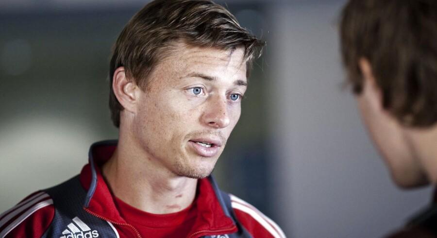 Jon Dahl Tomasson bliver muligvis assistentræner for landsholdet.