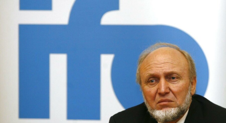 Head of the German Institute for Economic Research (Ifo) Hans-Werner Sinn.