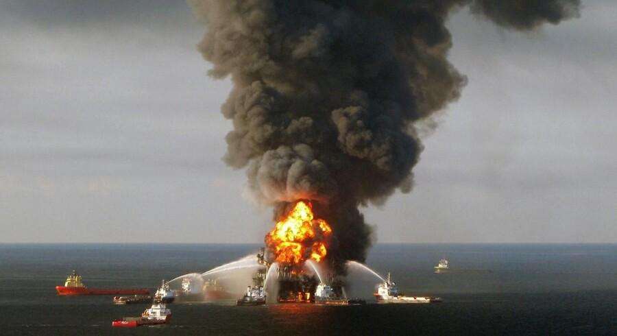 Sidste punktum kan være sat i sagen om oliegiganten BP's Deepwater Horizon-skandale i 2010, hvor 11 ansatte omkom, og flere mio. liter olie slap ud i Den Mexicanske Golf.