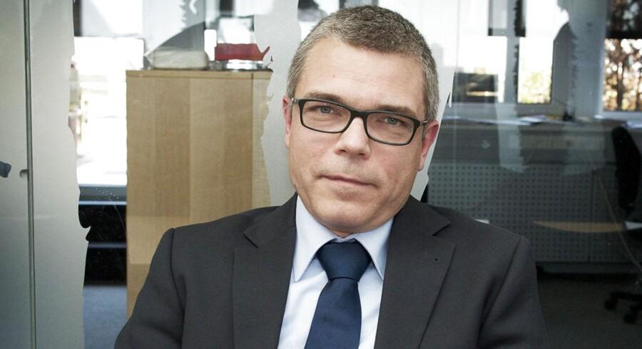 Direktør i Skat, Jesper Rønnow.