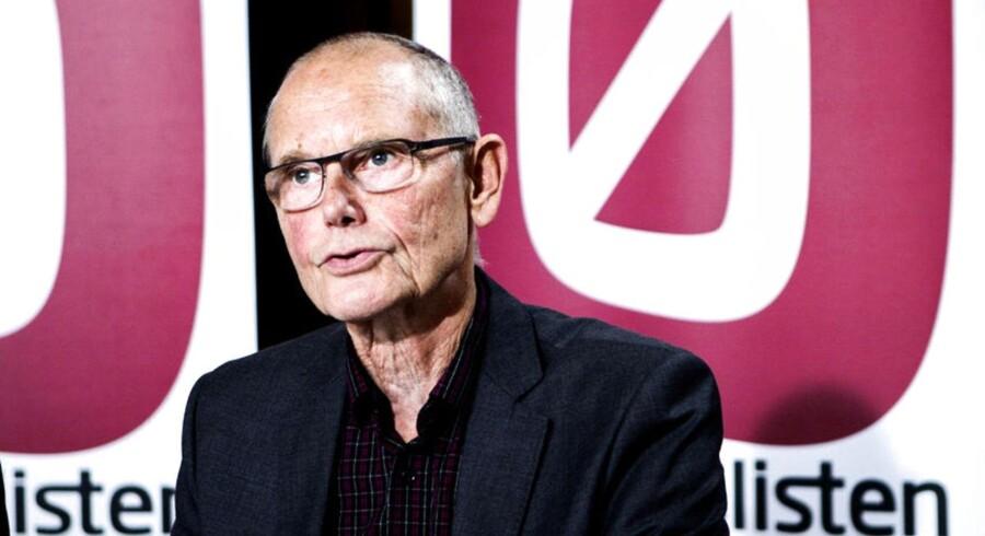 Finn Sørensen, Enhedslisten.