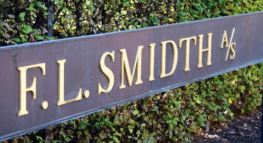 F. L. Smidth sælger Cembritt for 1,1 mia. kroner.