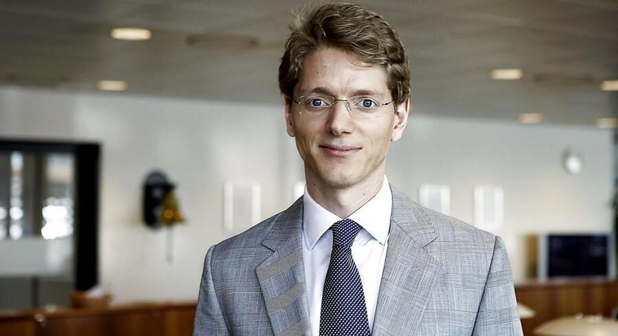 Robert Mærsk Uggla foreslås valgt til bestyrelsen for A. P. Møller - Mærsk, hvor hans mor Ane Mærsk Mc-Kinney Uggla er næstformand.