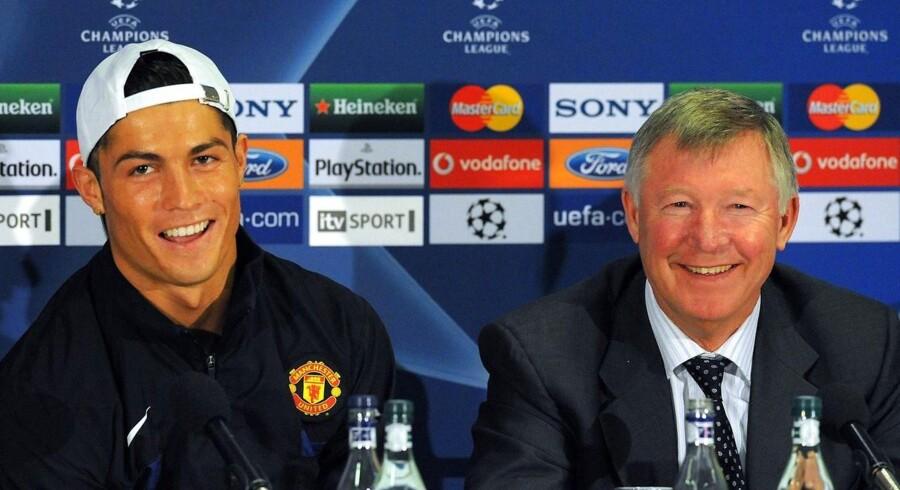 Cristiano Ronaldo blev solgt til Real Madrid i 2009. Fire år senere var Alex Ferguson sikker på at hente ham hjem til Manchester United, men sådan gik det som bekendt.