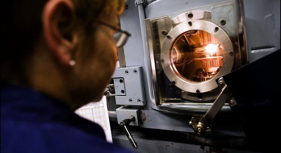 virksomheden Topsil laver silicium