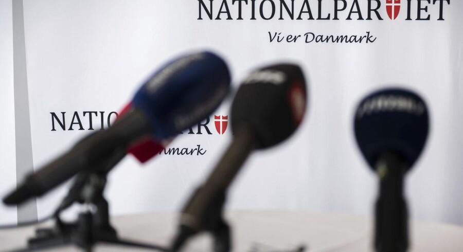 Siden Yahya Hassan i sidste uge bekendtgjorde sit kandidatur for Nationalpartiet, har partiet modtaget 13.000 vælgererklæringer og sendt flere end 25.000 vælgererklæringer til landets kommuner. Partiet ligger således til at kunne nå at samle tilstrækkelig opbakning til at kunne stille op til det kommende folketingsvalg - hvis valgmaskinen da ikke når at overhale det nystartede parti indenom.