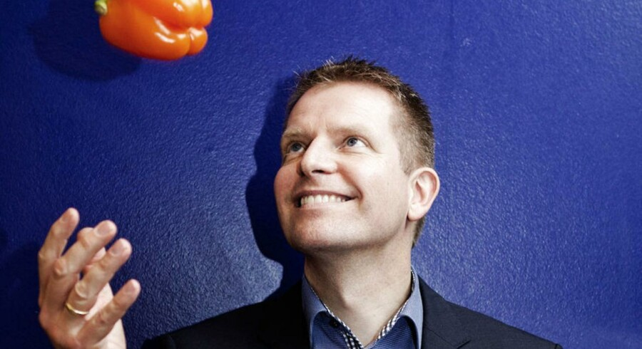 Rema 1000 og den danske administrerende direktør, Henrik Burkal, har klaret sig godt igennem 2014.