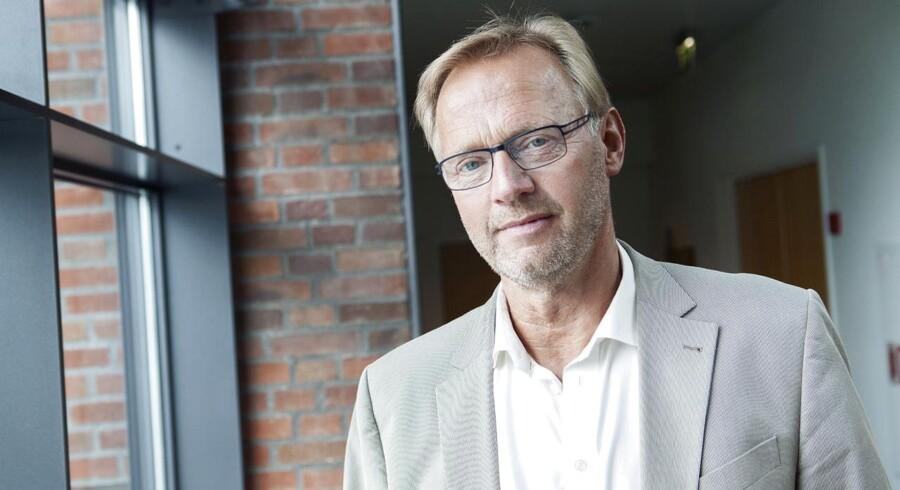 Jyske Banks direktør Anders Dam.