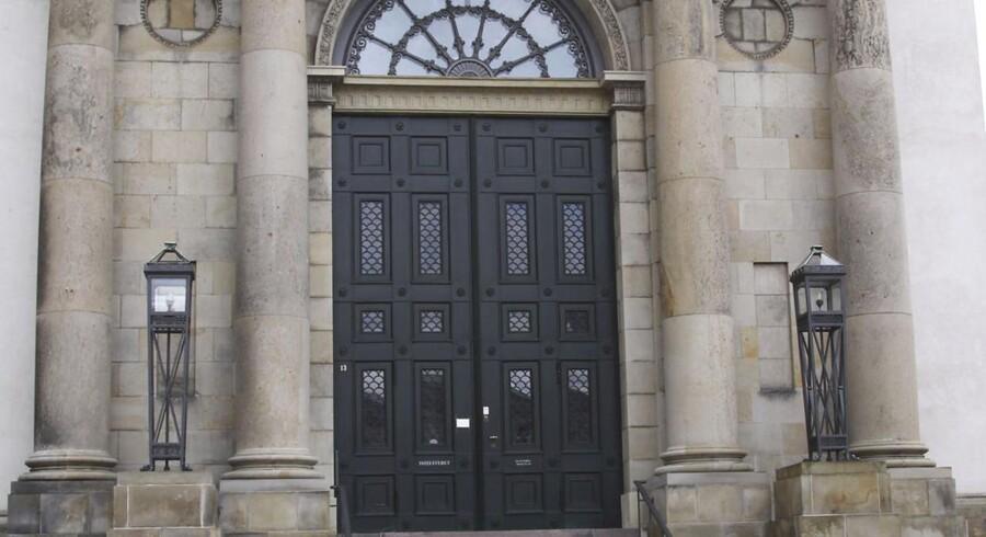 Højesteret i København.