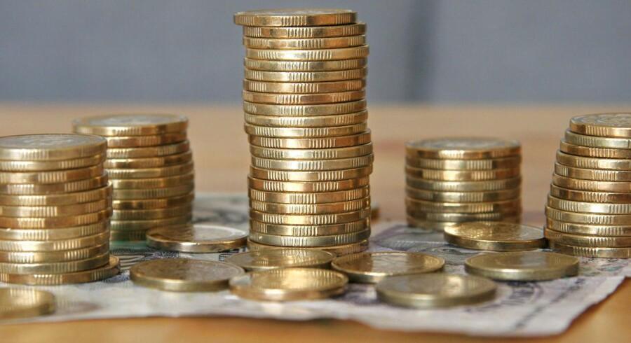 Danske lønmodtagere tjente sidste år gennemsnitligt 301 kroner i timen.