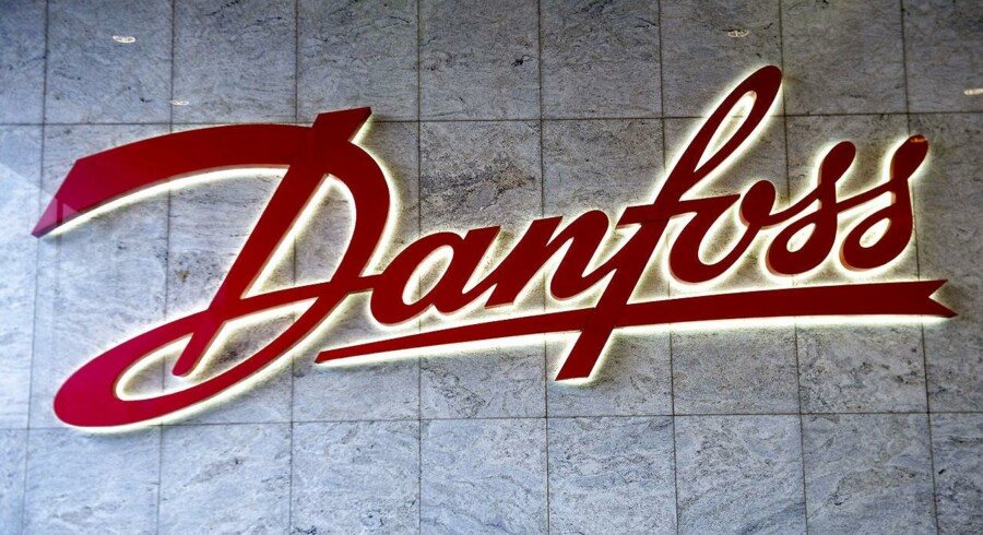 Danfoss Power Electronics i Gråsten.