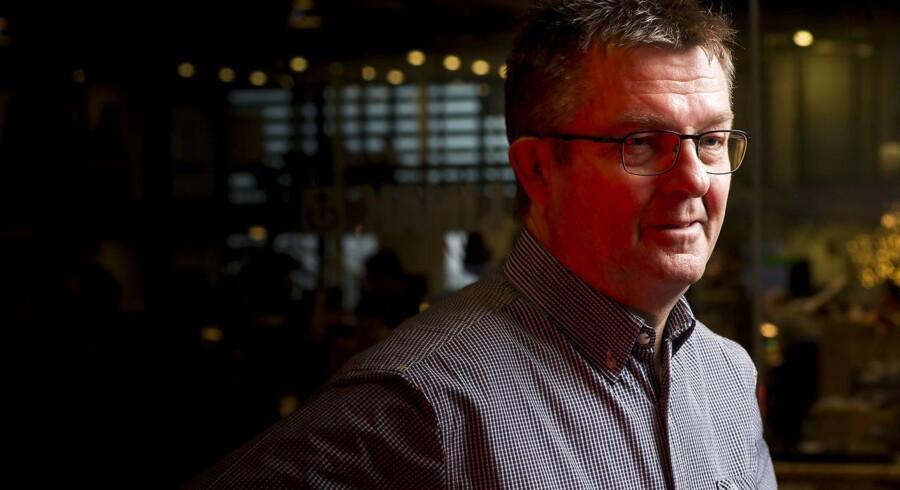 Bent Jensen, direktør i og ejer af Linak
