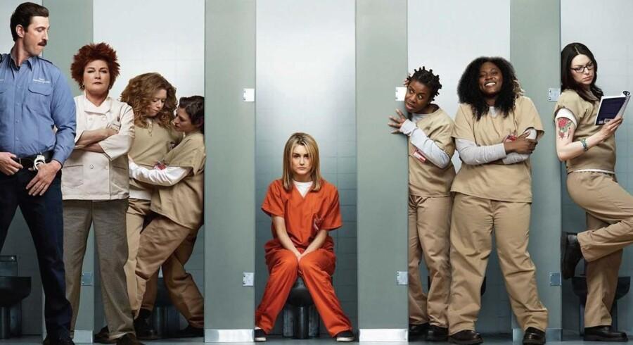 »Orange Is the New Black«.