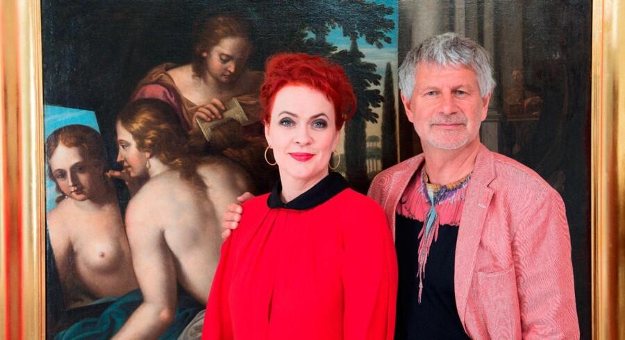 Ægteparret Bengt Sundstrøm og Mette Rode Sundstrøm står i spidsen for Lauritz.com, der torsdag bliver børsnoteret i Stockholm. Det sker på ryggen af et par dårlige år, der har tvunget selskabet til at hente kapital udefra. PR-foto