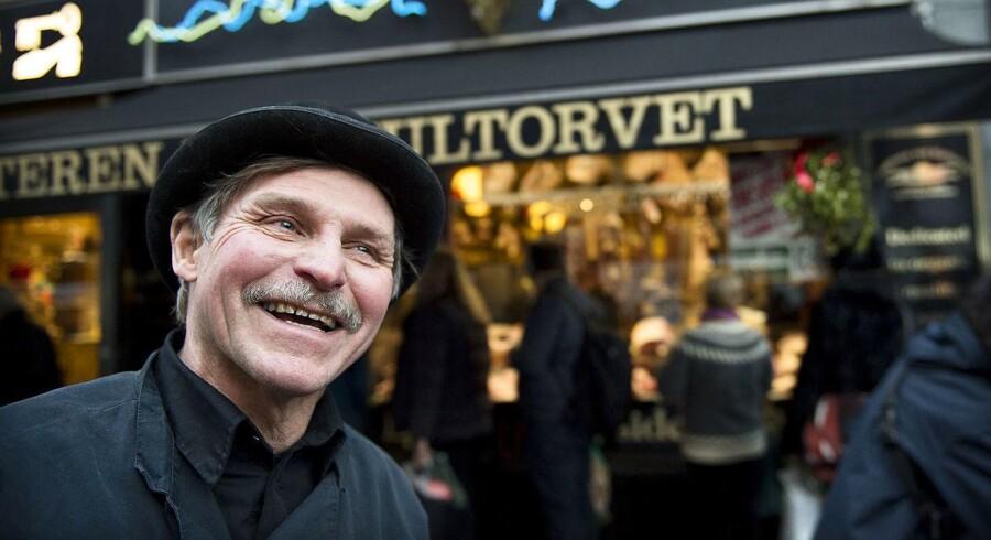 Slagteren ved Kultorvet Slagter Jens Slagter er gået bort.