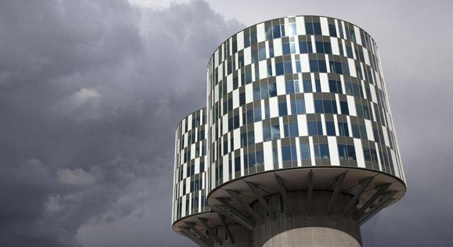 Et konsulenthus og en finansrykker snart ind i Nordhavns ombyggede kontorsiloer, som dermed nærmest er fyldt efter at have stået halvtomme siden åbning i sommeren 2014.