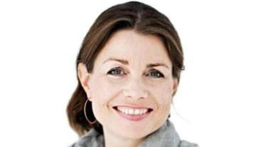 Pernille Weiss Terkildsen.