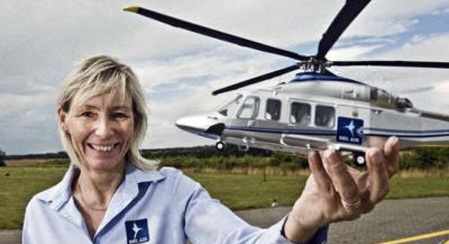 Kapitalfonde har danske, familieejede vækstvirksomheder i kikkerten. En af de mest eftertragtede er Bel Air, men ejer Susanne Hessellund holder godt fast i sit guldæg.