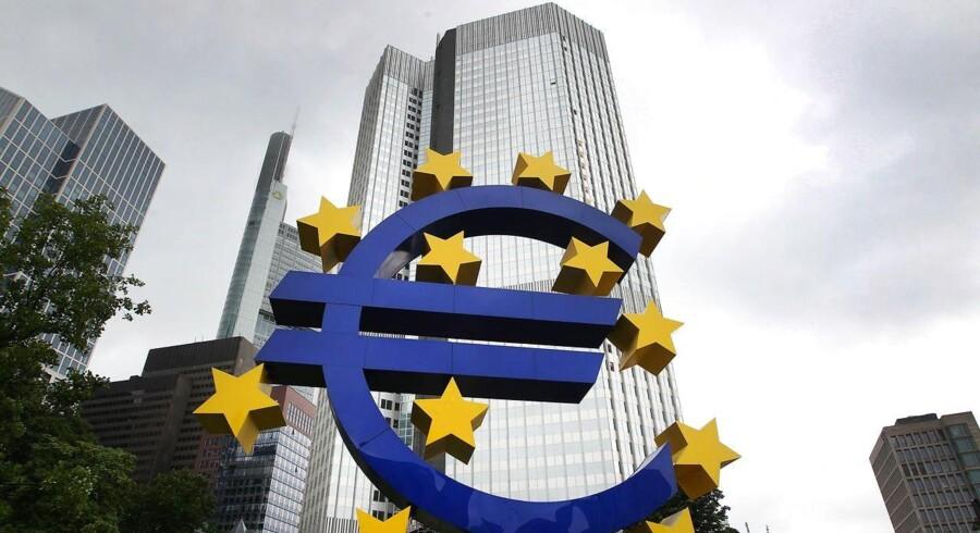 Eurozonen: Tillidsindikatorer i stærkere fremgang end ventet