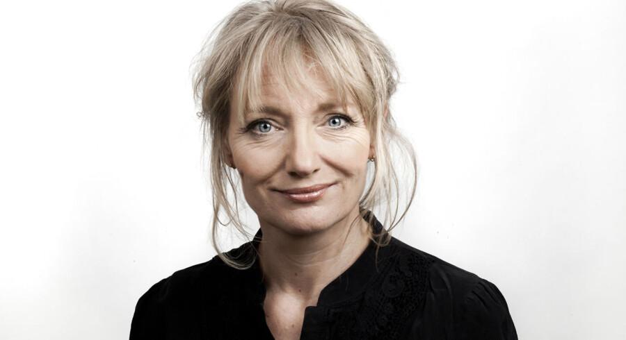 Sognepræst og ph.d Kathrine Lilleør.