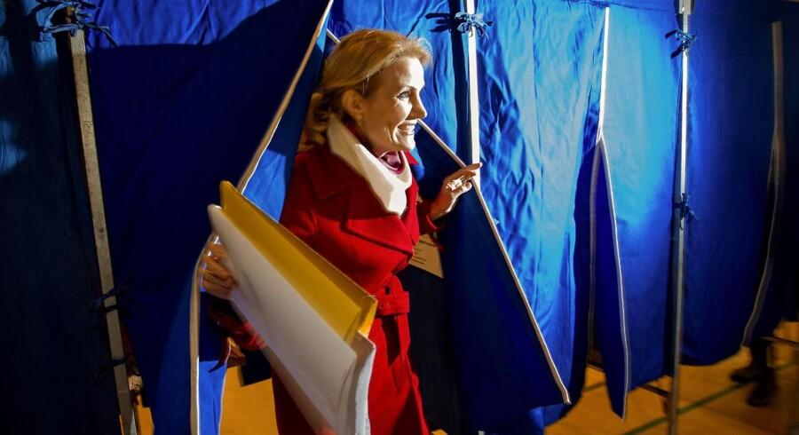 Statsminister Helle Thorning-Schmidt.