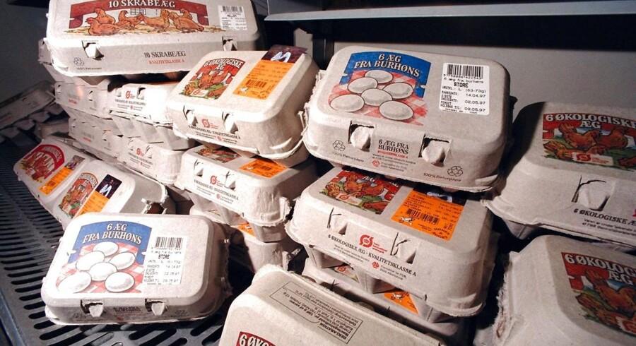Æggebakkeproducenten Hartmann fastholder forventningerne til hele året.