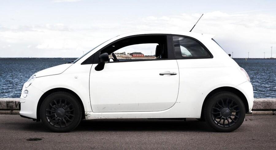 Fiat 500 Twinair.