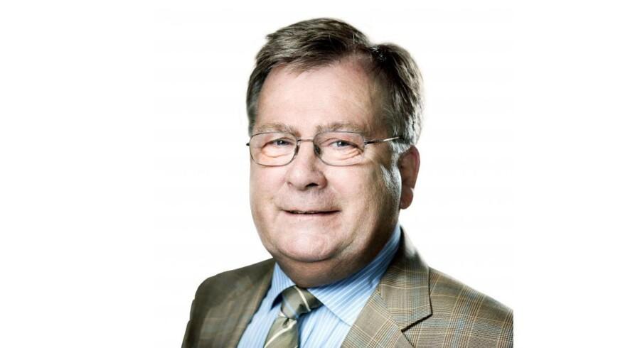 Claus Hjort Frederiksen, finansminister (V)