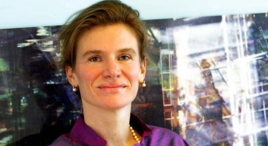 Mariana Mazzucato har skrevet en anerkendt, men også omdiskuteret bog: »The entreprenuriel State«.