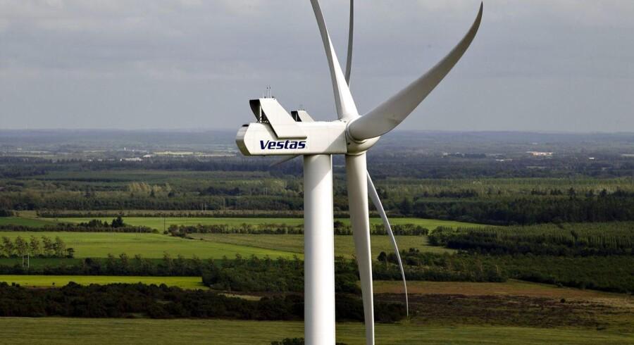 Vestas har fået en fast og ubetinget ordre på 53 megawatt (MW) i Colorado, USA. Det oplyser vindmøllekoncernen i en pressemeddelelse. (Foto: Morten Stricker)