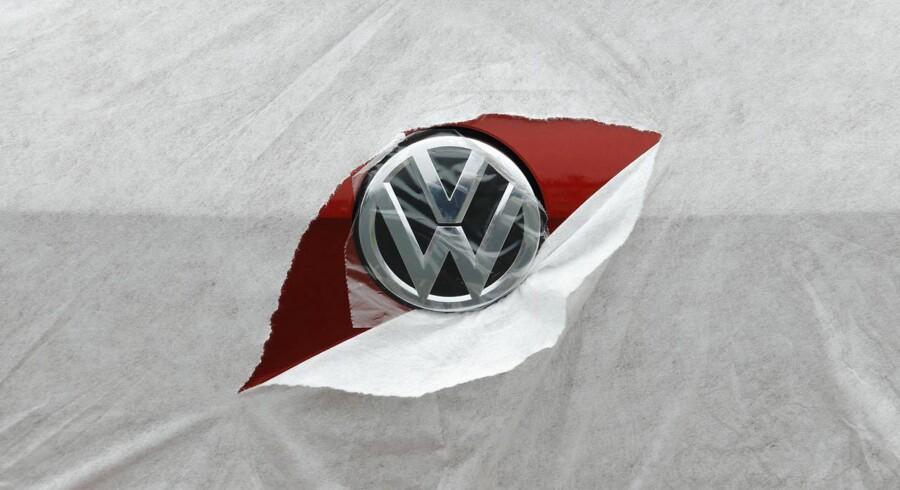 Efter Volkswagen løftede sløret for brugen af snydesoftwaren, er deres europæiske markedsandel faldet.