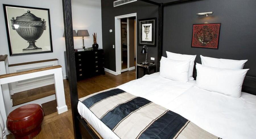 Hotelkunder bliver snydt til at booke værelser gennem falske hotelsider på internettet.