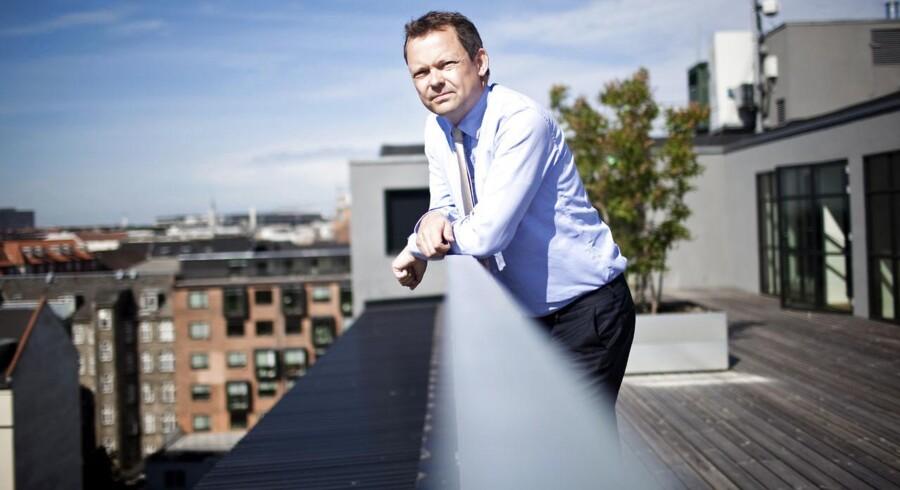 Ulrik Nødgaard - Direktør i Finanstilsynet.