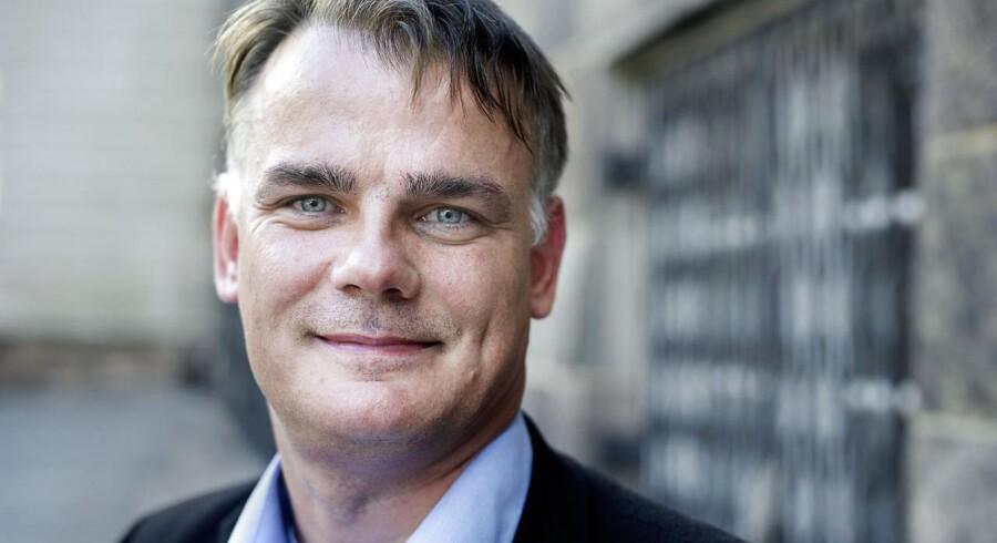 DFs indfødsretsordfører, Christian Langballe.
