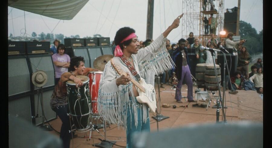 »Hendrix 70: Live at Woodstock«