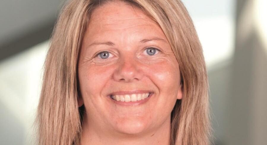 Helle Lund Gregersen, HR- og CSR Chef i Middelfart Sparekasse.