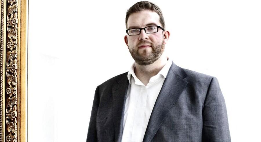 Christian Lanng, der har stiftet Tradeshift, som er lanceret i Danmark og flere andre lande som et faktureringssystem for virksomheder. Selv kalder han det for 'Facebook for virksomheder'.
